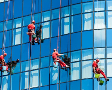 Office Window Cleaning